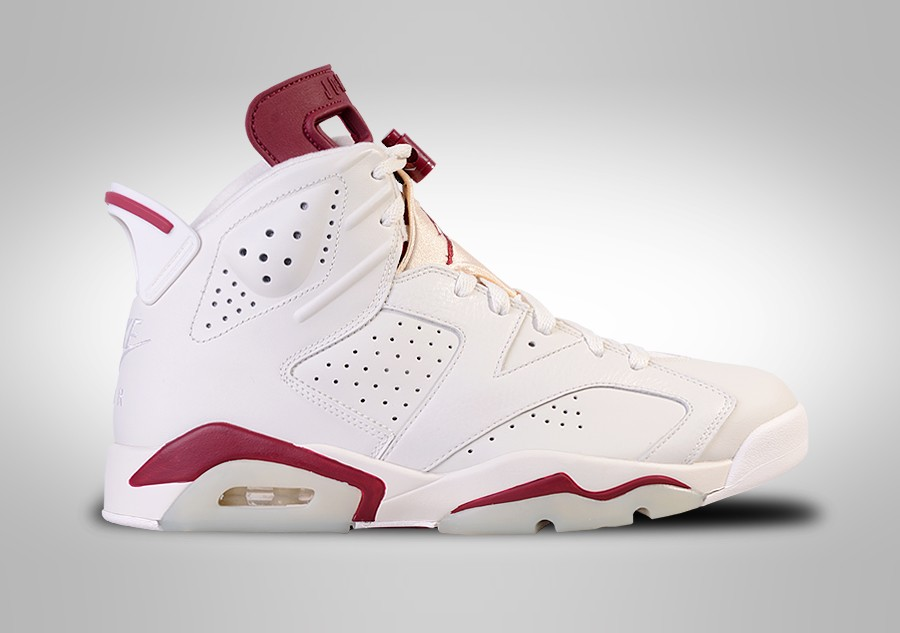 detailed look 6461e eb04b ... discount code for nike air jordan 6 retro maroon bg smaller sizes d1be7  97309