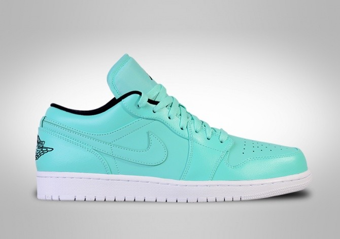 new style 7a498 94ebc NIKE AIR JORDAN 1 RETRO LOW FRESH MINT