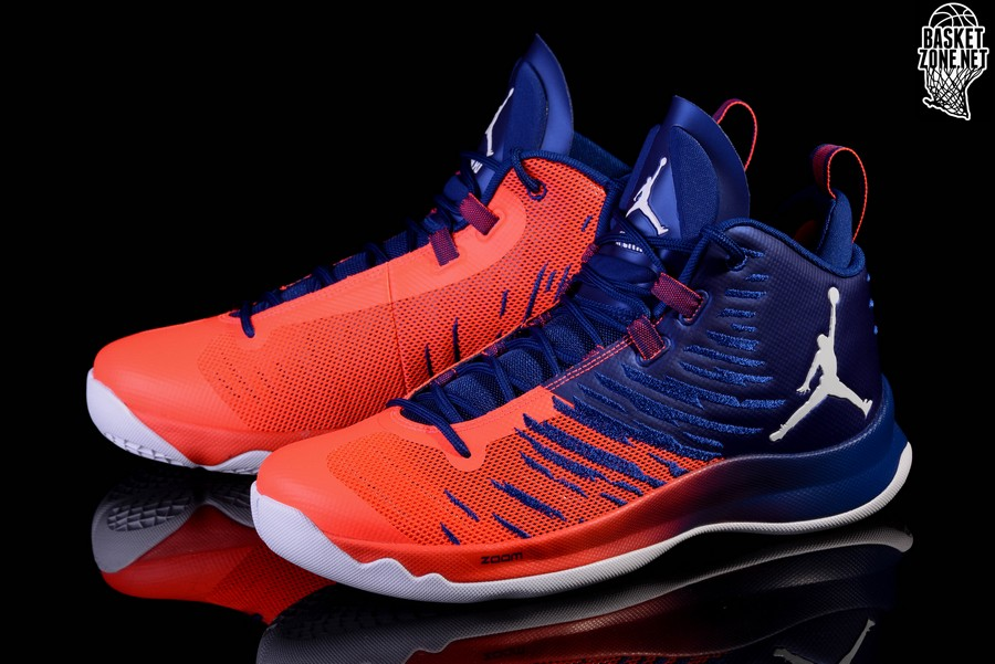 13e8d86f93700 low price red jordans superfly b040c 733ed  discount nike air jordan super. fly 5 clippers blake griffin 5eb38 e0f07