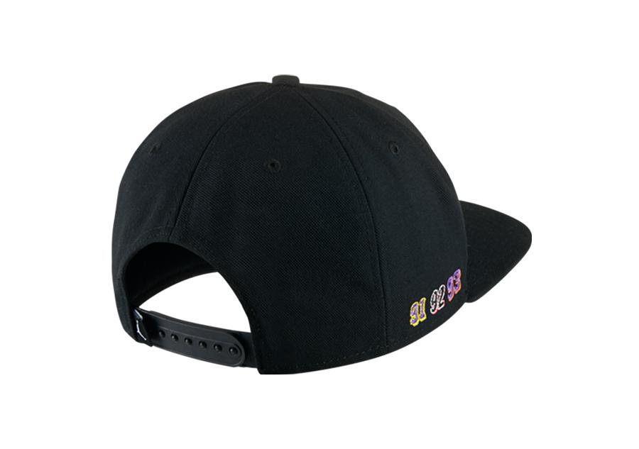 15a395b2f86 NIKE AIR JORDAN CELEBRATION PACK CAP SNAPBACK BLACK price 2317.50 ...