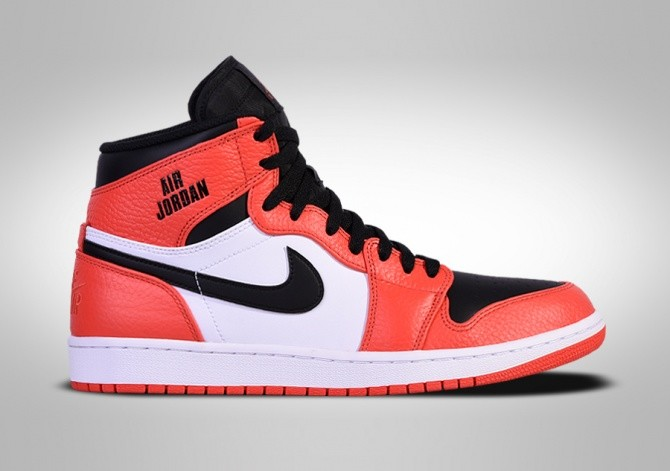 new arrival 4d9d3 cfce4 NIKE AIR JORDAN 1 RETRO HIGH MAX ORANGE pour €117,50 | Basketzone.net