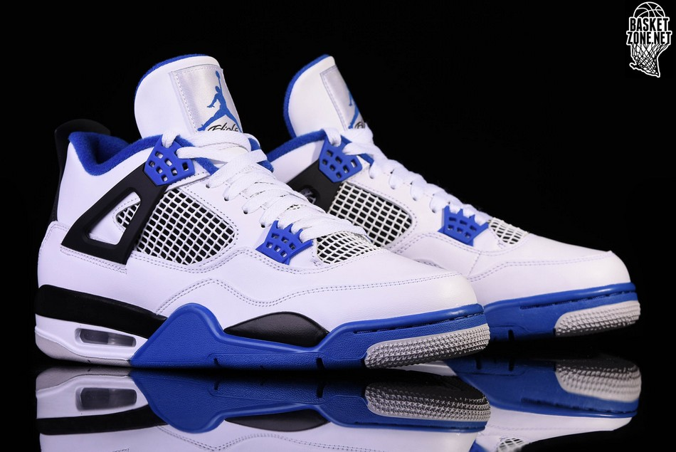 6ec9626c NIKE AIR JORDAN 4 RETRO MOTORSPORTS price €232.50 | Basketzone.net