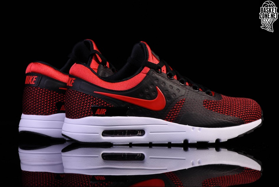 Buty Nike Air Max Zero Essential Bred (876070 600) Ceny i