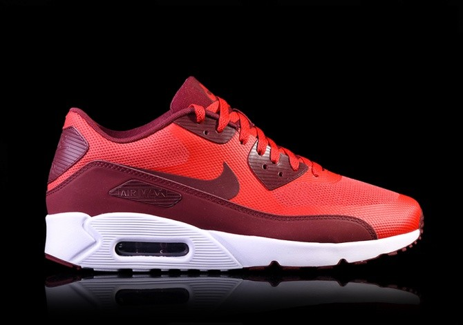 newest e7201 56c36 NIKE AIR MAX 90 ULTRA 2.0 ESSENTIAL UNIVERSITY RED pour €115 ...