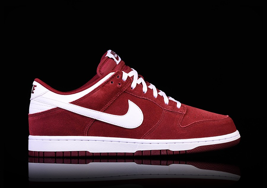 buy popular 3e0e9 f1d4a NIKE DUNK LOW TEAM RED price €82.50  Basketzone.net
