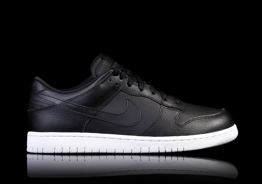 new arrival b90aa 2750f NIKE DUNK LOW BLACK pour €69,00  Basketzone.net