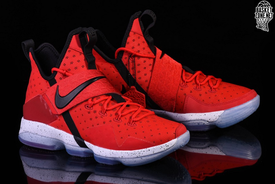 new styles 7ced3 edfcb NIKE LEBRON 14 RED BRICK ROAD