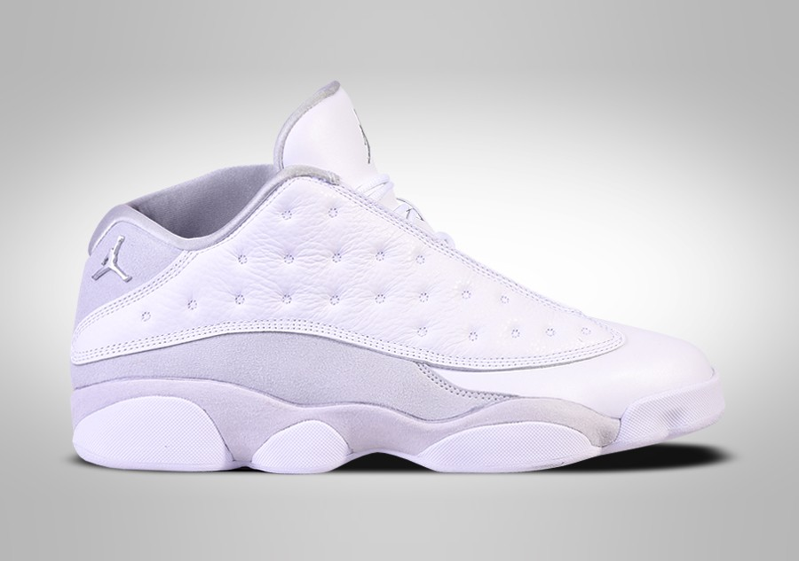 0109dd29ebcd NIKE AIR JORDAN 13 RETRO LOW PURE MONEY price €167.50