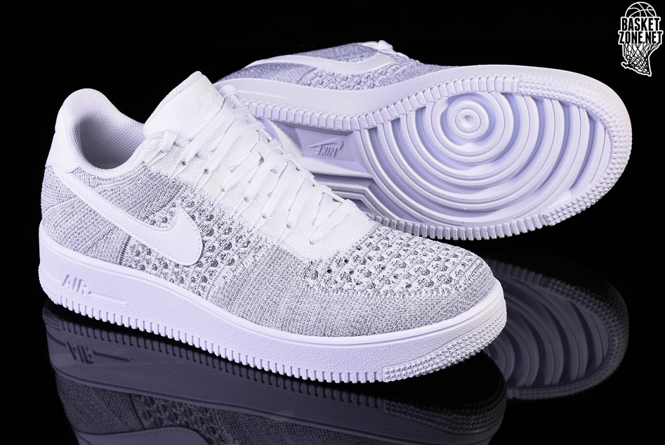 f1d5af267 NIKE AIR FORCE 1 ULTRA FLYKNIT LOW COOL GREY price €112.50 ...