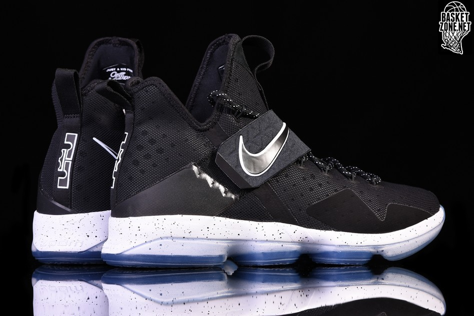 separation shoes 20e53 87eff NIKE LEBRON 14 BLACK ICE price €152.50 | Basketzone.net