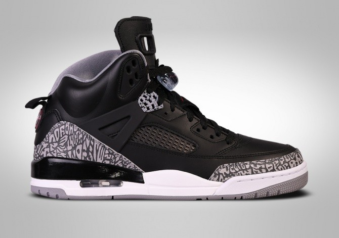 NIKE AIR JORDAN SPIZIKE BLACK CEMENT