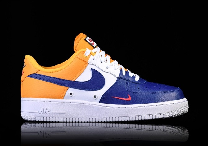 NIKE AIR FORCE 1 '07 LV8 MINI SWOOSH BARCELONA