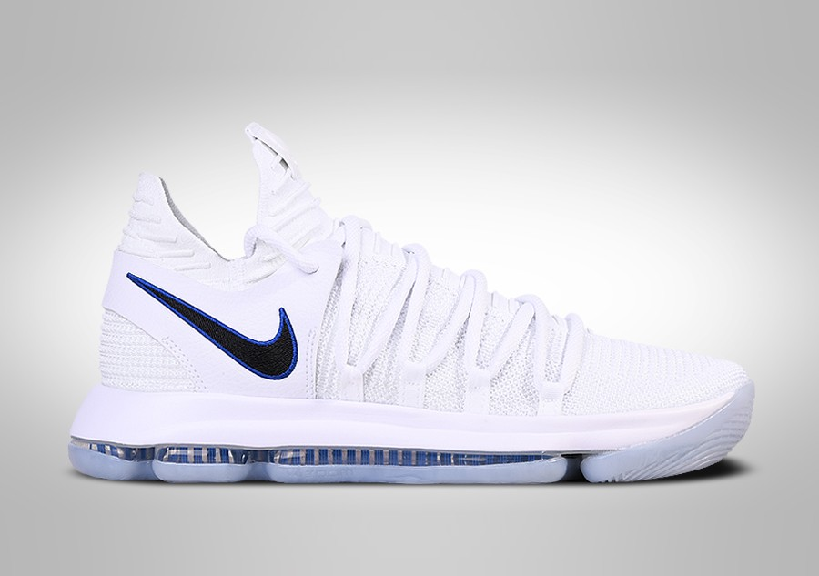 outlet store 3b972 b36f1 NIKE ZOOM KD 10 WHITE price €127.50 | Basketzone.net
