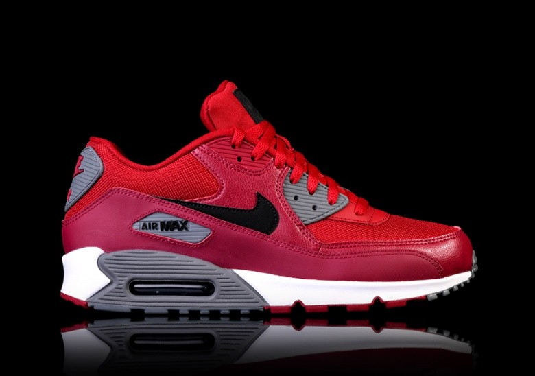 NIKE AIR MAX 90 ESSENTIAL GYM RED