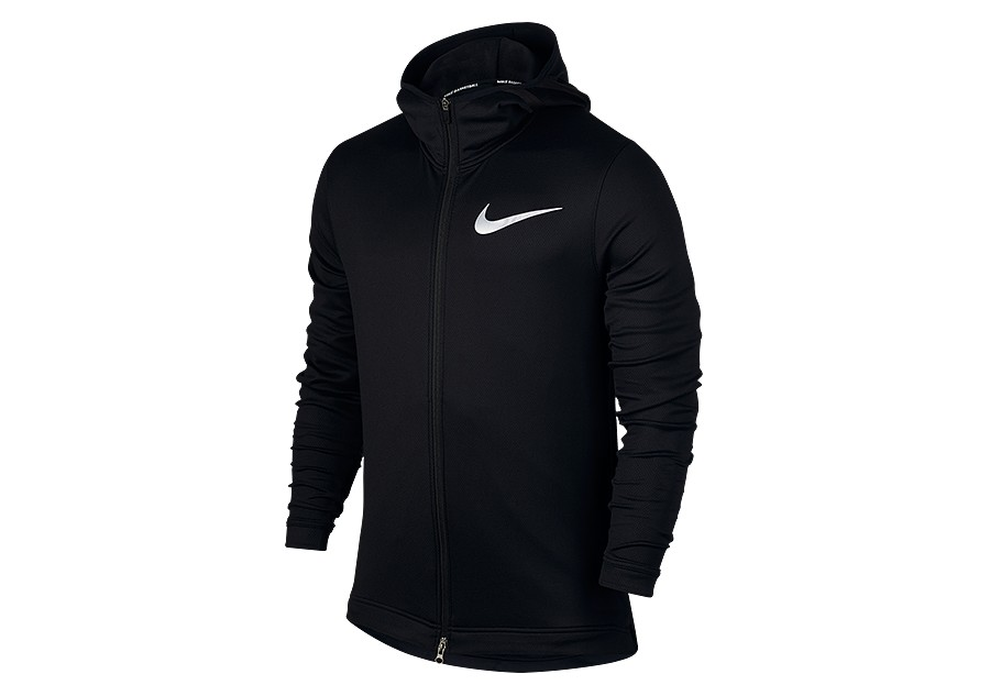 sports shoes sells the cheapest NIKE THERMA FLEX SHOWTIME BASKETBALL HOODIE BLACK pour €102 ...