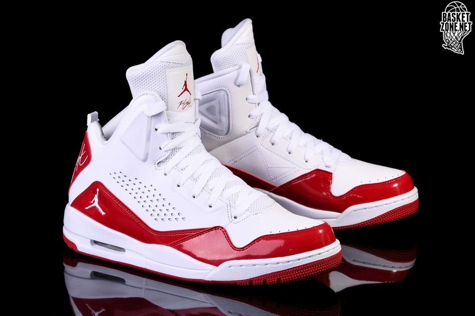 NIKE AIR JORDAN SC-3 WHITE FIRE RED price €112.50  33ddde66d