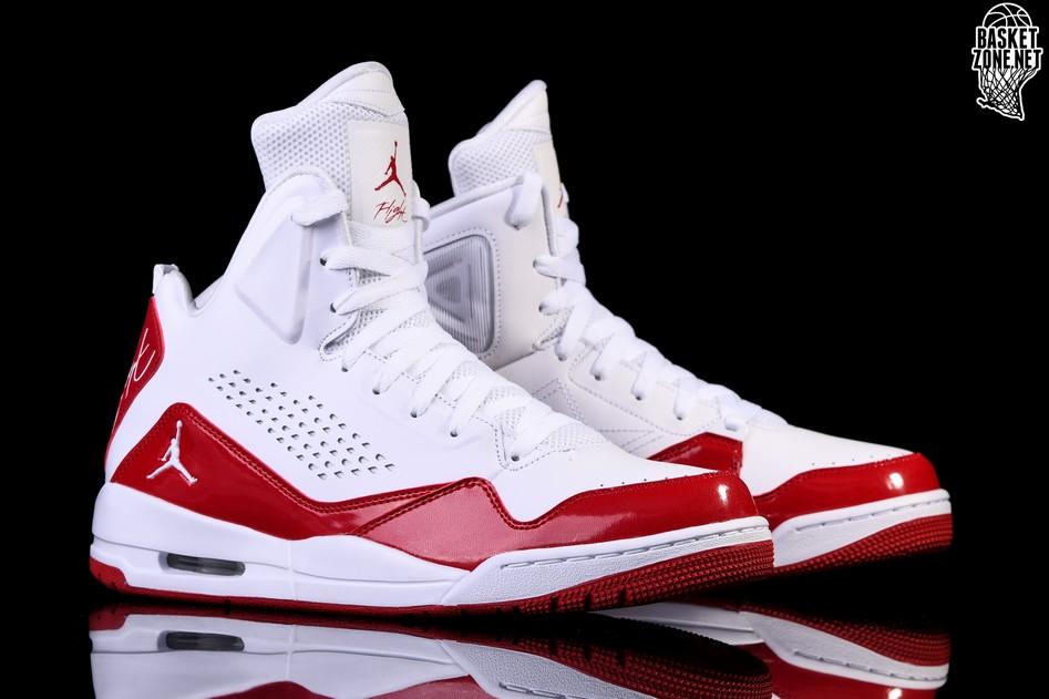 sports shoes d6eaf 09c10 NIKE AIR JORDAN SC-3 WHITE FIRE RED. 629877-116