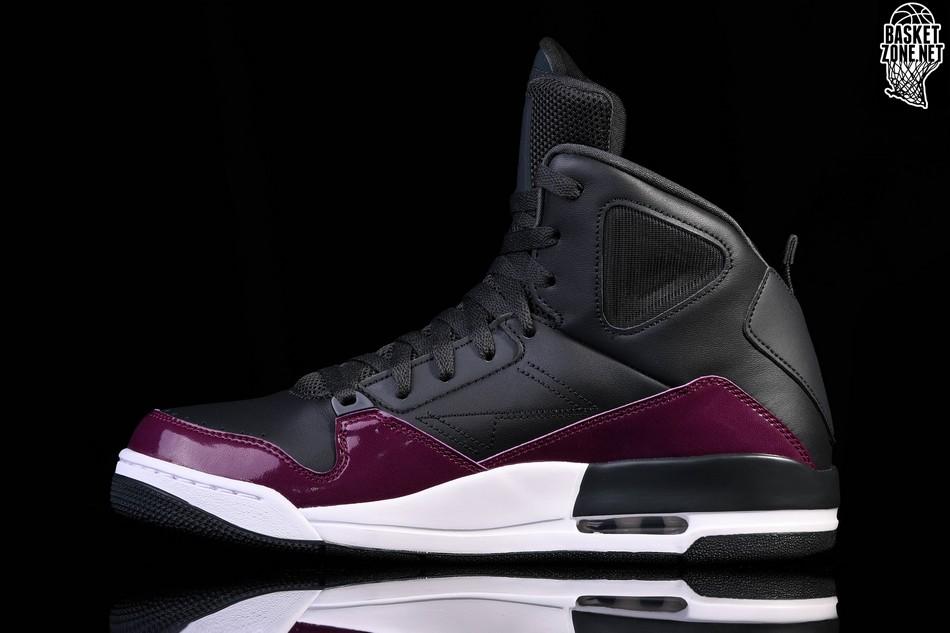 online store 91cd7 7661c ... clearance nike air jordan sc 3 black purple 08563 b9cc4