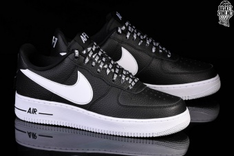 low priced 10eed 1be4a NIKE AIR FORCE 1 07 LV8 NBA PACK BLACK