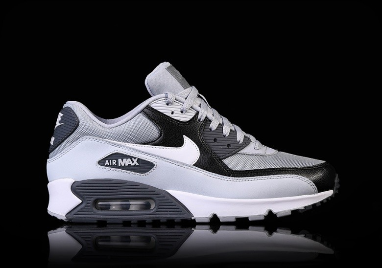 Nike Air Max 90 Essential Wolf GreyWhite Pure Platinum 537384 083