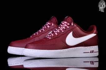 new style 547c7 000b4 NIKE AIR FORCE 1  07 LV8 NBA PACK TEAM RED