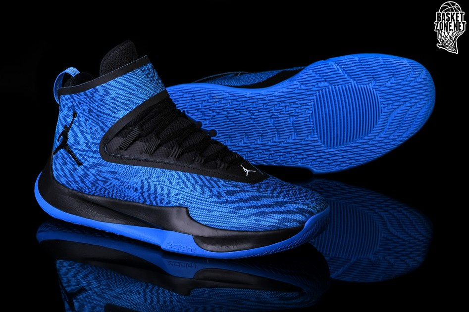 dd0619fc7d0 NIKE AIR JORDAN FLY UNLIMITED ITALY BLUE für €112,50 | Basketzone.net