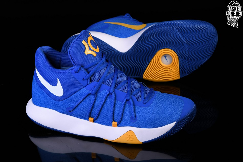 premium selection 01034 c4a3e NIKE KD TREY 5 V WARRIORS. 897638-400