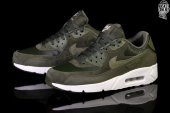 6f95e487e14 NIKE AIR MAX 90 ULTRA 2.0 LEATHER CARGO KHAKI per €112
