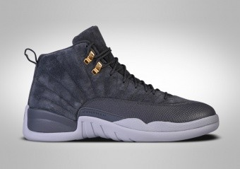 NIKE AIR JORDAN 12 RETRO DARK GREY