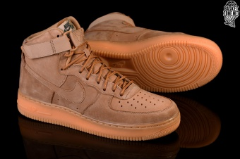 innovative design d9564 b53b7 NIKE AIR FORCE 1 HIGH 07 LV8 FLAX
