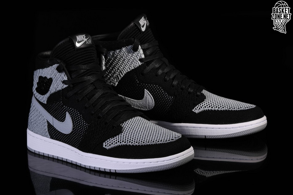 54dd0e2423b NIKE AIR JORDAN 1 RETRO HIGH FLYKNIT BLACK SHADOW BG price S$179.00 ...