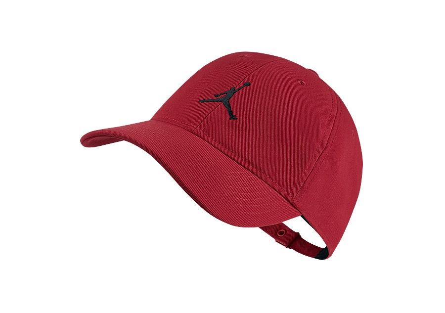 877626e2955 NIKE AIR JORDAN JUMPMAN FLOPPY H86 HAT GYM RED price €25.00 ...
