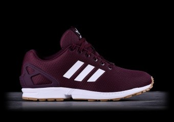 ADIDAS ORIGINALS ZX FLUX MAROON
