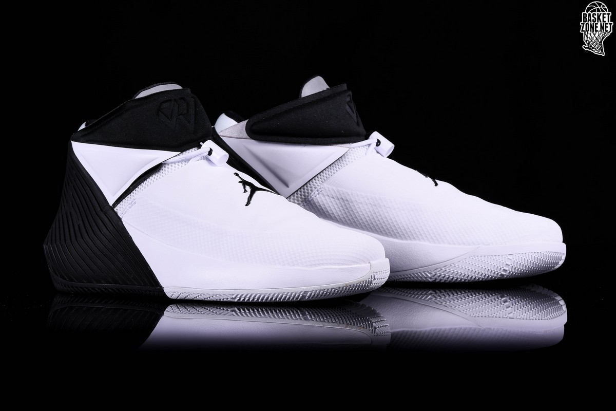 NIKE AIR JORDAN WHY NOT ZER0.1 WHITE BLACK price €112.50 ... 310fe78f9