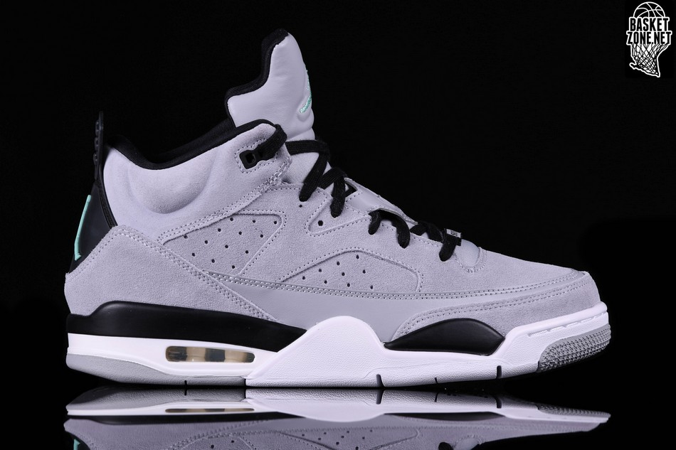 save off a6878 0b32a NIKE AIR JORDAN SON OF LOW WOLF GREY