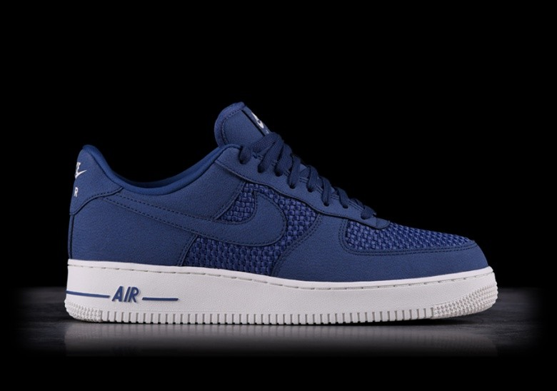 3a1862283d7ec NIKE AIR FORCE 1 LO BLUE RECALL pour €92