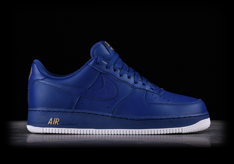 wholesale dealer 888a1 f7f0f NIKE AIR FORCE 1  07 DEEP ROYAL BLUE