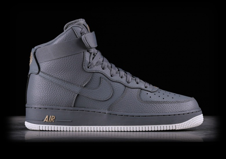 NIKE AIR FORCE 1 HIGH '07 COOL GREY