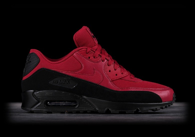 Nike Air Max 90 LX W shoes red beige lifestyle, retro