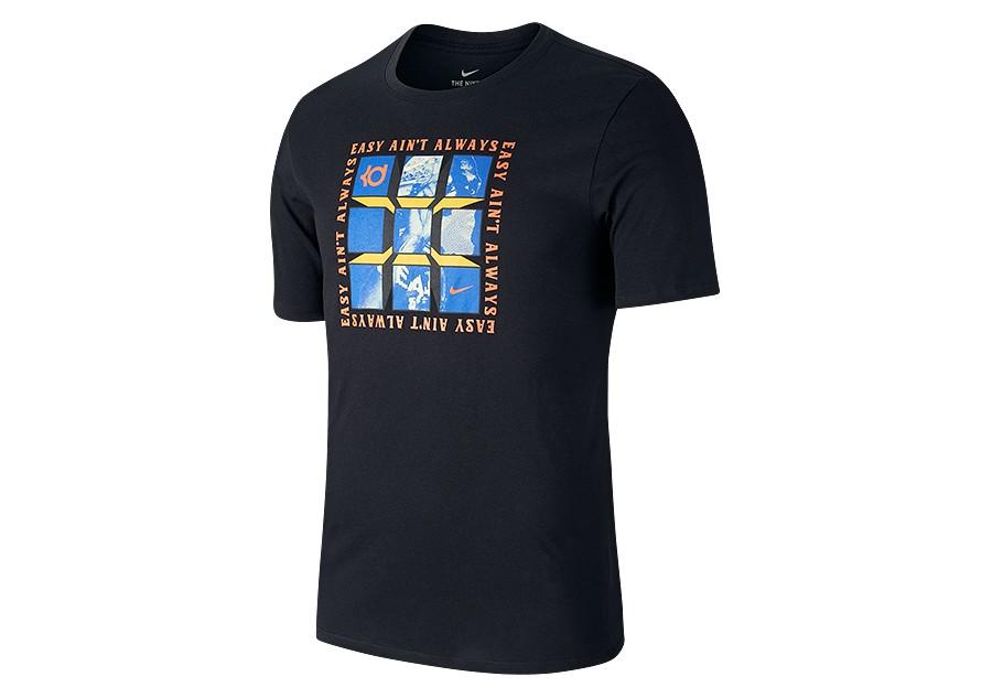 KD T Shirt NIKE KD DRY TEE BLACK price €32.50 | Basketzone.net
