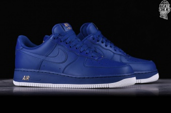 NIKE AIR FORCE 1 '07 DEEP ROYAL BLUE price €87.50
