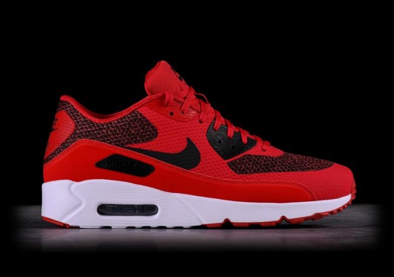 Nike Air Max 90 Ultra 2.0 Essential RedBlackWhite