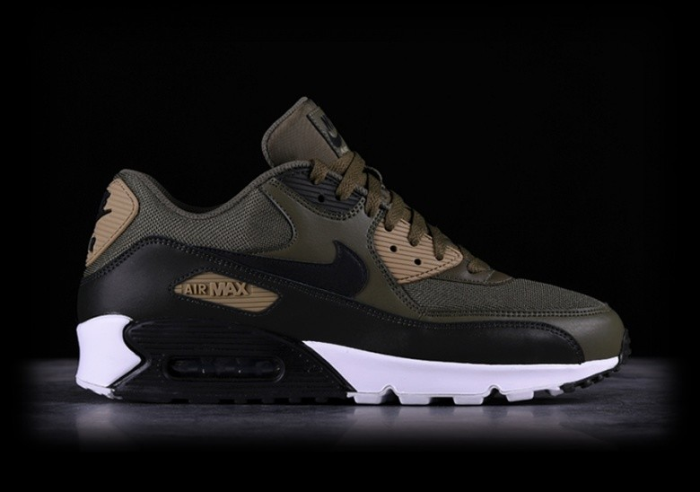 purchase cheap f9462 0b518 NIKE AIR MAX 90 ESSENTIAL MEDIUM OLIVE