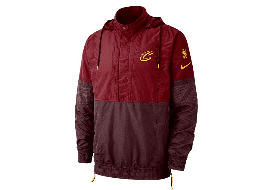 cubrir A merced de pedazo  NIKE NBA CLEVELAND CAVALIERS COURTSIDE JACKET TEAM RED price €125.00 |  Basketzone.net