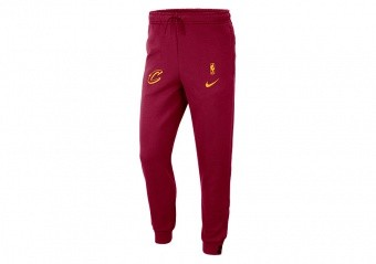 NIKE NBA CLEVELAND CAVALIERS COURTSIDE PANTS TEAM RED