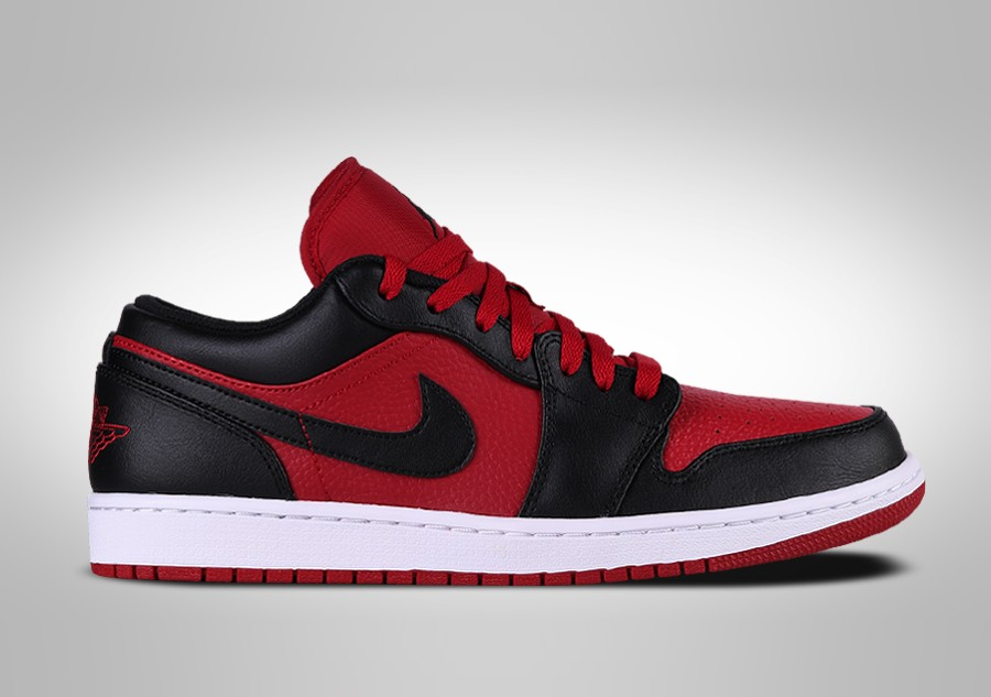 new products ba6aa 300f3 NIKE AIR JORDAN 1 RETRO LOW BANNED
