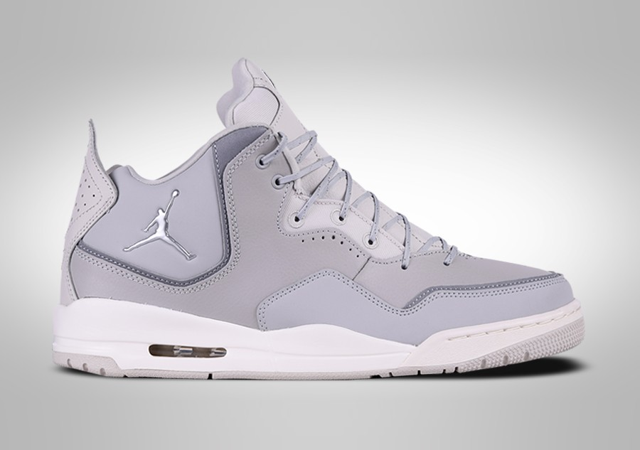 b3613025fe10c5 NIKE AIR JORDAN COURTSIDE 23 WOLF GREY price €109.00