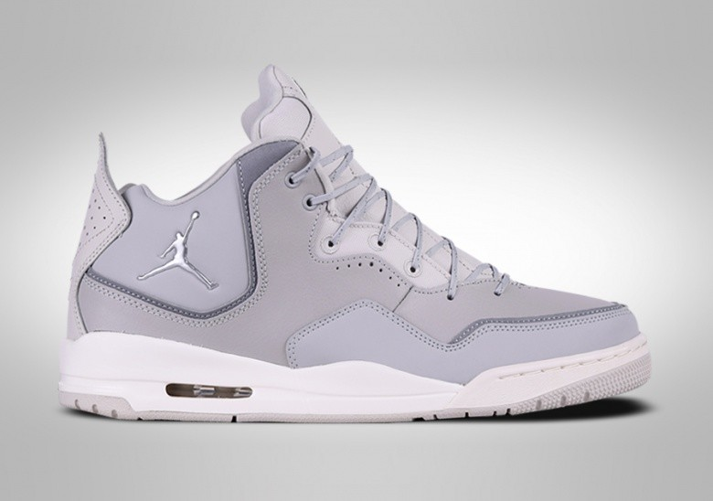 NIKE AIR JORDAN COURTSIDE 23 WOLF GREY
