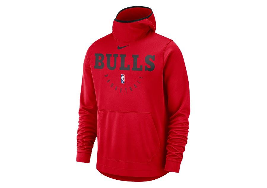 c82fd7662334 NIKE NBA CHICAGO BULLS SPOTLIGHT HOODIE UNIVERSITY RED price €72.50 ...