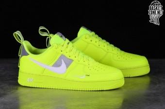 sports shoes c07dd 05b23 NIKE AIR FORCE 1  07 LV8 UTILITY VOLT